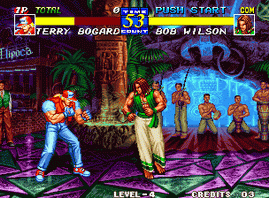 Fatal Fury 3, Road to the Final Victory