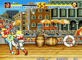 Fatal Fury Special (Set 2)
