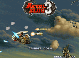 Metal Slug 3 (Non Encrypted P)
