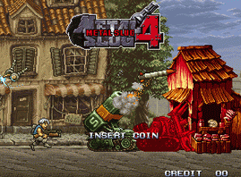 Metal Slug 4 (Decrypted C)