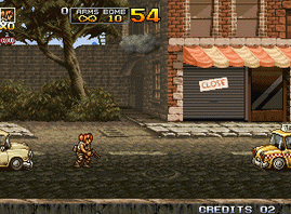 Metal Slug 4 Plus (Bootleg)