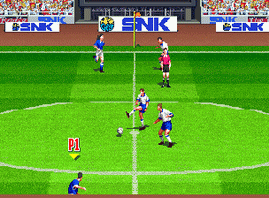Neo-Geo Cup '98, The Road to the Victory