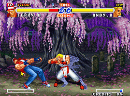 Real Bout Fatal Fury 2, The Newcomers