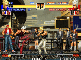 The King of Fighters '96 (Set 2)