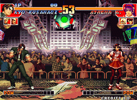 The King of Fighters '97 (Set 2)