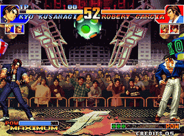 The King of Fighters '97 Plus (Bootleg)