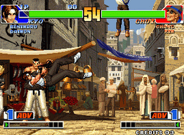 The King of Fighters '98, The Slugfest