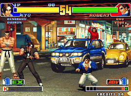 The King of Fighters '98, The Slugfest (Korean M1)