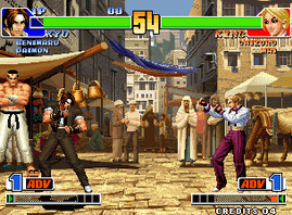 The King of Fighters '98, The Slugfest (Non Encrypted P, Censored M1)