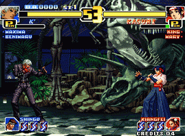The King of Fighters '99, Millenium Battle