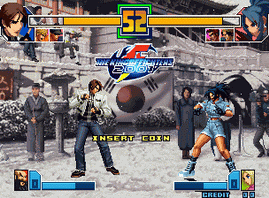 The King of Fighters 2001 (Decrypted C)